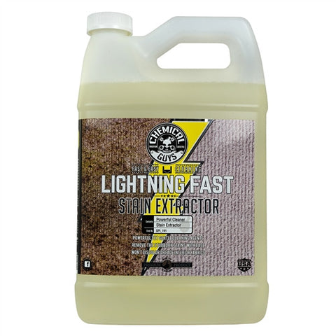 Chemical Guys Lightning Fast Stain Extractor - 1 Gallon