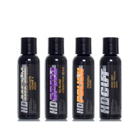 3D HD Pro Polisher Sample Kit