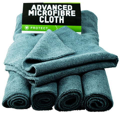 Valet Pro Advanced Microfibre Cloth (5 Pack)