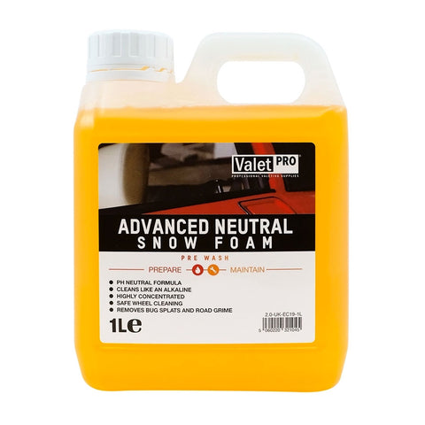 Valet Pro Advanced Neutral Snow Foam
