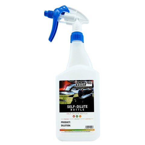 Valet Pro 1 Litre Bottle & Sprayer