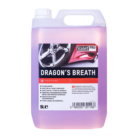 Valet Pro Dragons Breath - 5 Litre