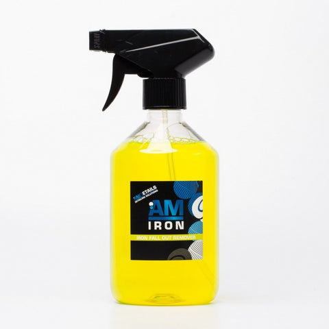 AM Details Iron - Iron Fall Out Remover