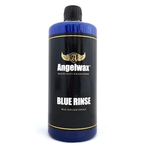 AngelWax Blue Rinse - Wax Infused Finale