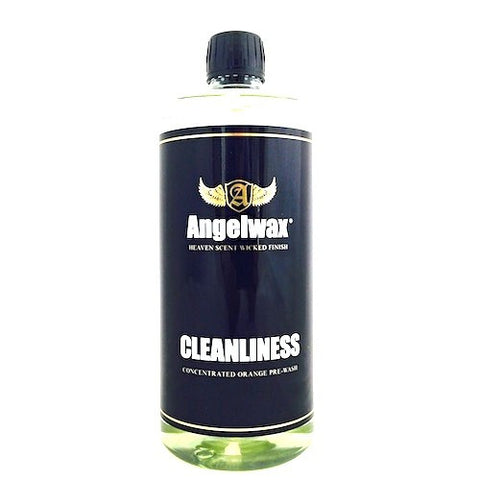 AngelWax Cleanliness - Concentrated Orange Pre-Wash