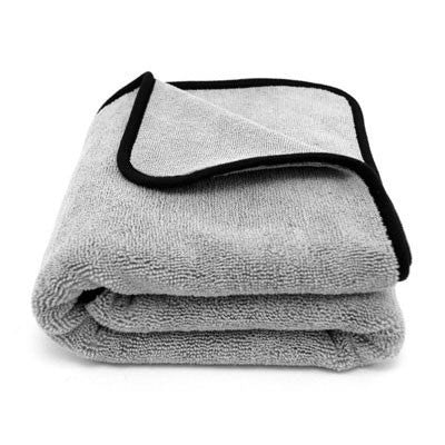 Joe's Plush Microfiber Towel - Grey