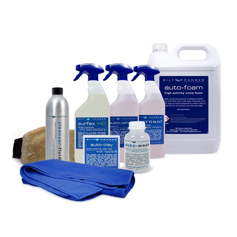 Bilt-Hamber Car Preparation Kit