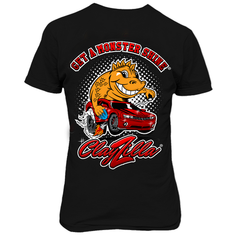 Surf City Garage T-Shirt - ClayZilla