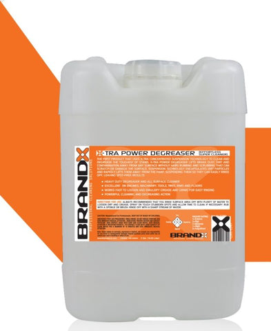BrandX X-Tra Power Degreaser - 5 Gallon