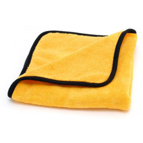Joe's Plush Microfiber Towel - Yellow