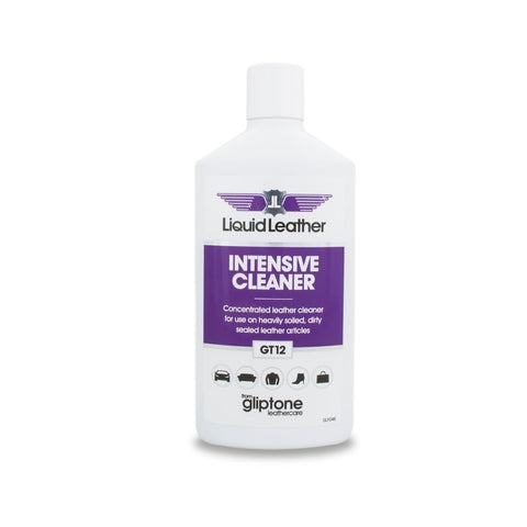 Gliptone Liquid Leather Intensive Cleaner