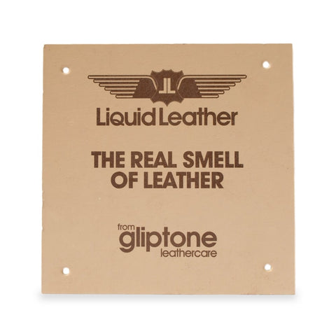Gliptone Leather Scented Aroma Pad