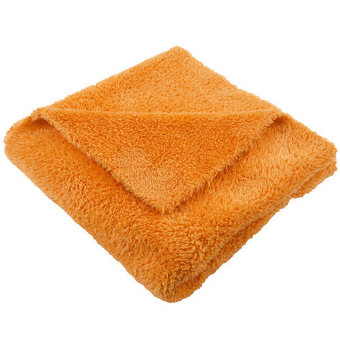CarPro BOA Orange Super Soft Microfibre Towel