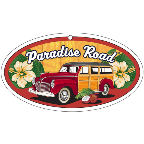 Paradise Road Air Freshener Woody - Fresh Linen
