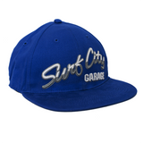 Surf City Garage Hat - Blue Script