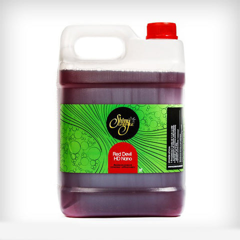Shiny Garage Red Devil HD Nano Degreaser - 5 Litre