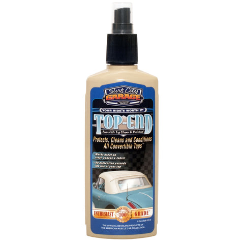 Surf City Garage Top End Convertible Top Cleaner & Protectant Sample