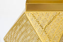 Korb Basket Art Gold I - DecorHome