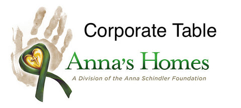 Corporate Table for 8 - Building Anna's Homes