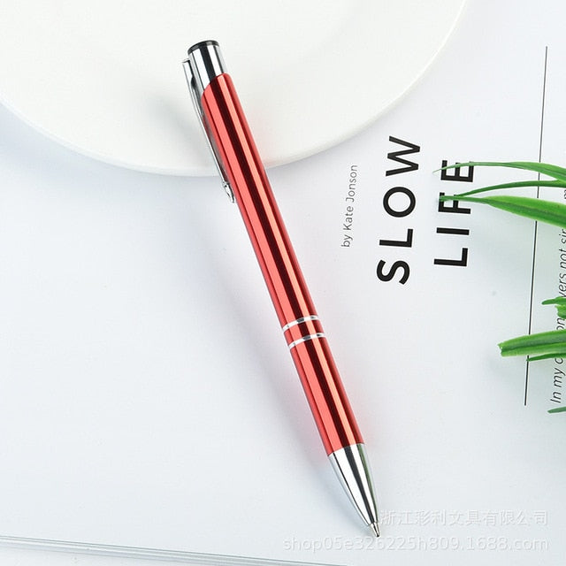 Cute Metal Ballpoint Pen