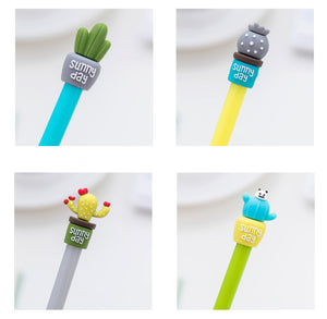 Kawaii Creative Cute Cactus Pen