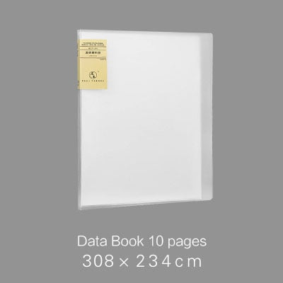 Large capacity file folder