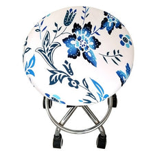 Load image into Gallery viewer, Round Chair Cover Bar Stool