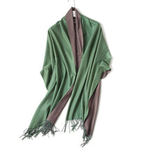 Load image into Gallery viewer, Winter women scarf