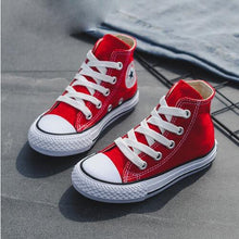Load image into Gallery viewer, children canvas shoes