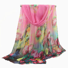 Load image into Gallery viewer, Fashion Women Stole  Printed Soft Scarf