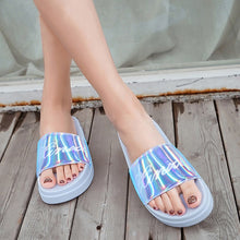 Load image into Gallery viewer, Rhinestone Women Slippers