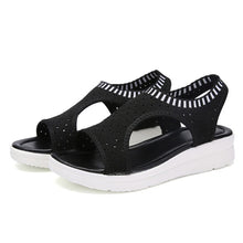 Load image into Gallery viewer, Wild Elastic Belt Sports Sandals
