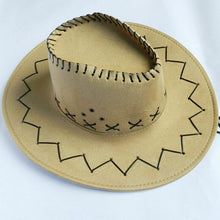 Load image into Gallery viewer, Vintage western cowgirl cowboy hat