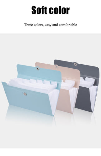 File Folder Organ Bag