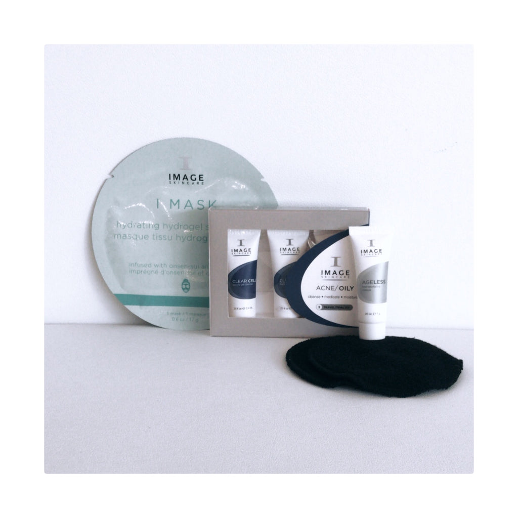 Stay-At-Home Facial Kit Vet/Acne