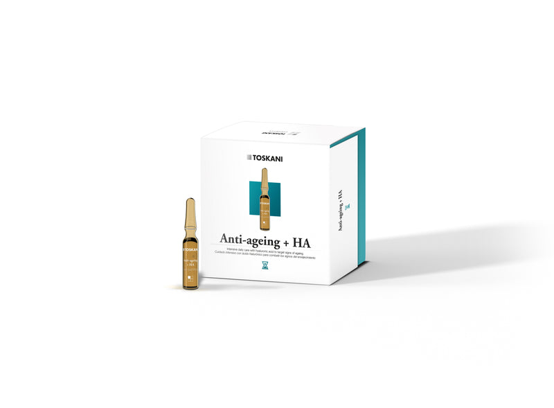 AMPOULES ANTI-AGEING + HA