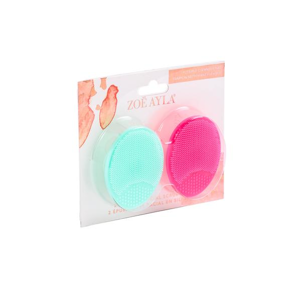 Silicone Facial Cleaner 2-pack