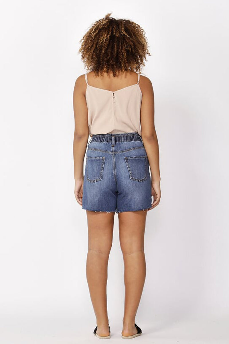 Ocean Eyes Denim Shorts