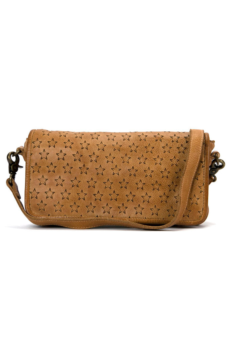 Shooting Star Clutch Bag