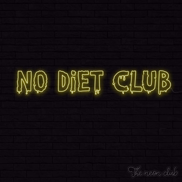 No Diet Club