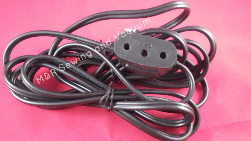 Double Lead Cord