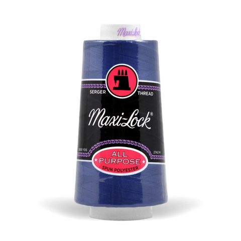 Maxi-Lock Serger Thread - Blue