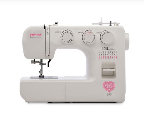 (K)Baby Lock Joy Sewing Machine