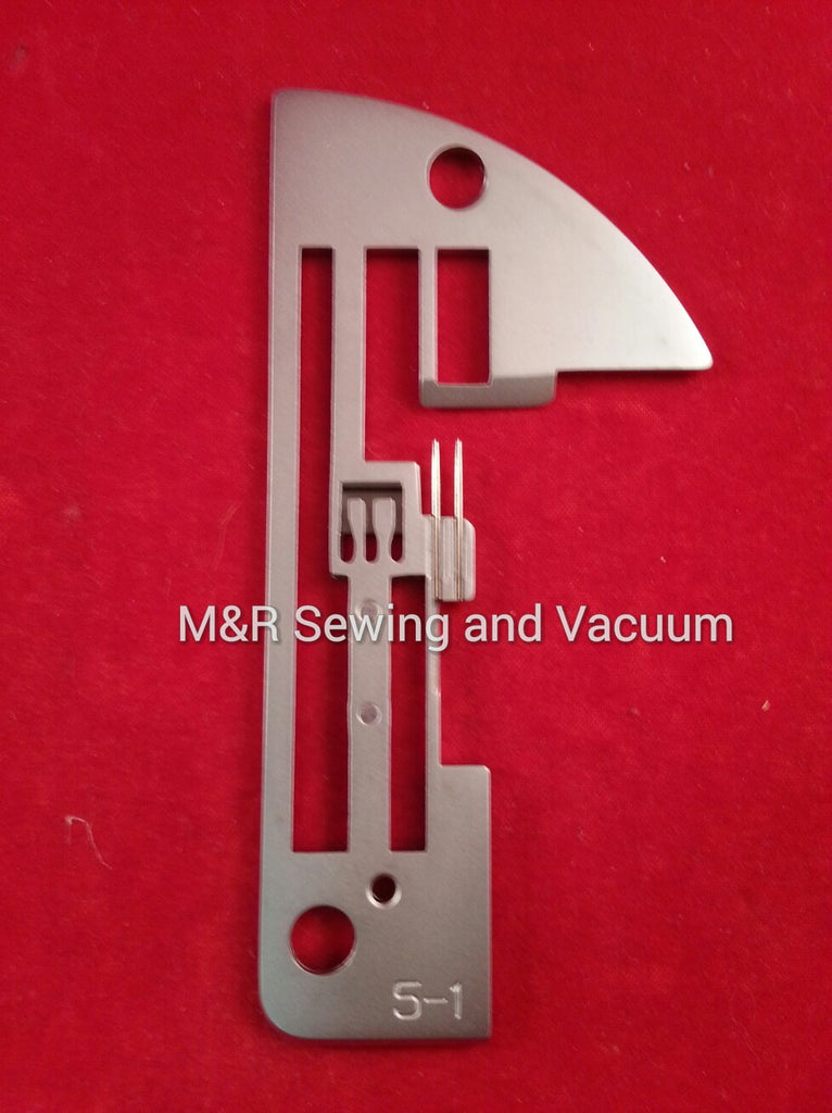 Serger Needle Plate