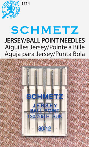Schmetz Ball Point Needles