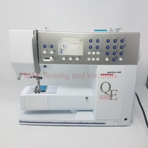 Used Bernina 440QE
