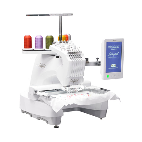 Intrepid 6 Needle Embroidery Machine