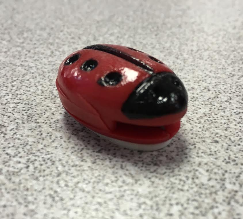 Creative Notions Ladybug Cutter
