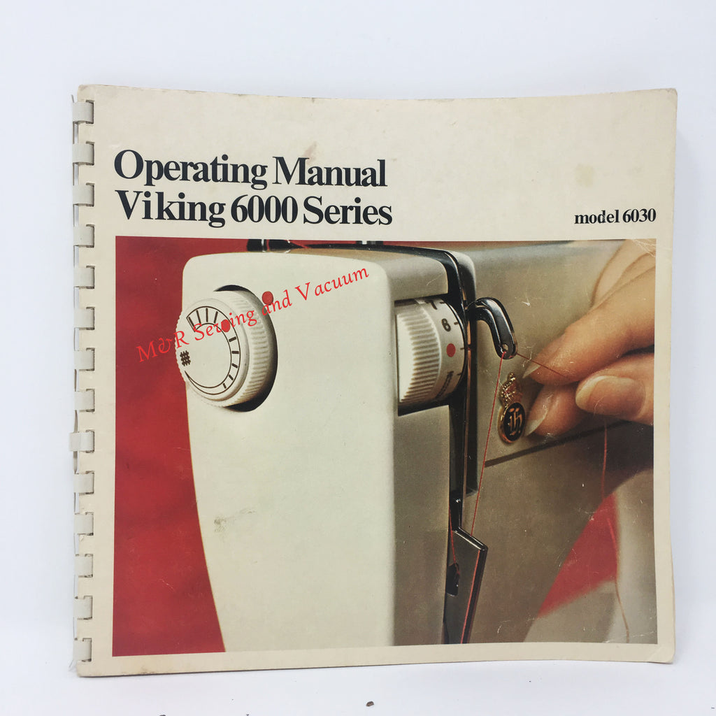 USED Viking 6030 Manual