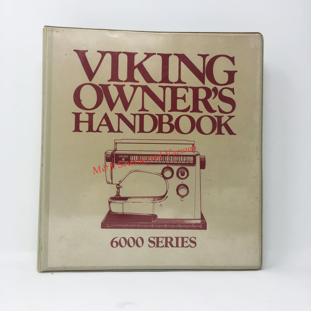 Viking 6000 Owner's Manual